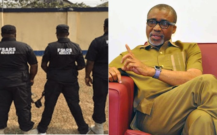 I Will Reveal Five Most Notorious SARS Officers – Senator Abaribe