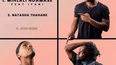 "iFani collab with July on the song titled ""Mihlali Ndamase"""