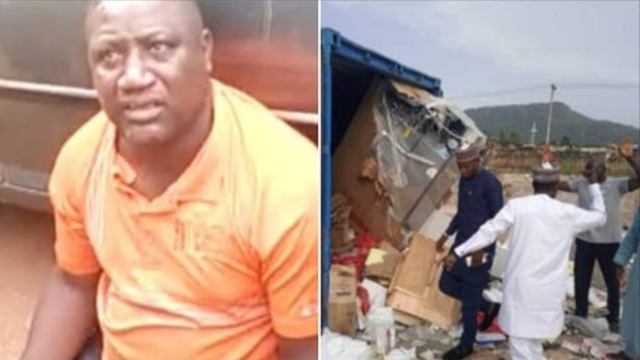 Kogi police arrest pastor and others for looting medical equipment worth N1.2 billion