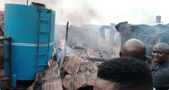 LASEMA reacts to Ipaja gas explosion, says 'emergency response plan activated'