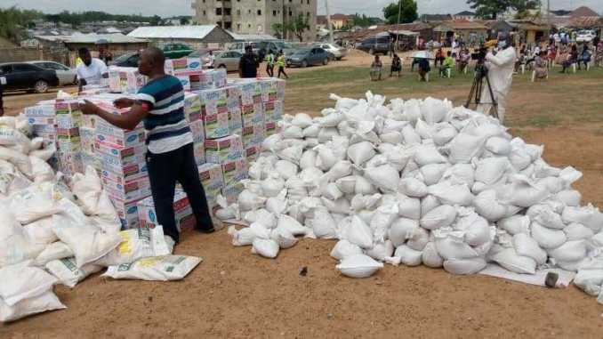 Leader Of Benue Traders Arrested For Selling COVID- 19 Palliatives