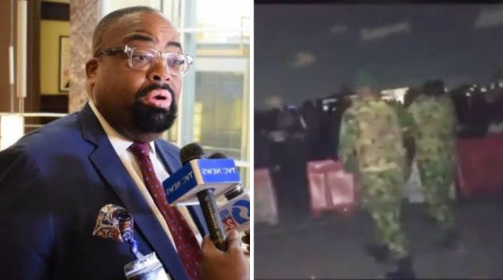 NBA asks Military to reveal Soldiers who shot at Lekki #EndSARS protesters, to initiate legal actions