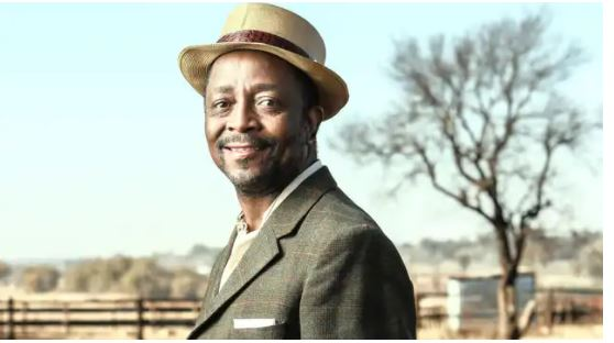 Peter Mashigo involved in a car crash that almost took his life