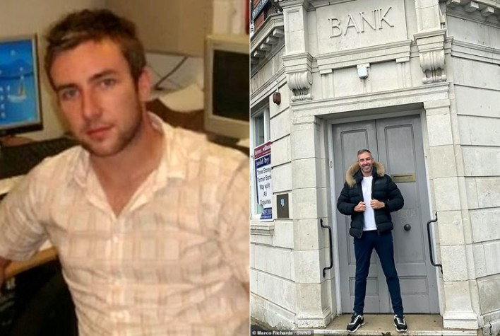 Man buys bank where he was refused a start-up loan 18 years ago