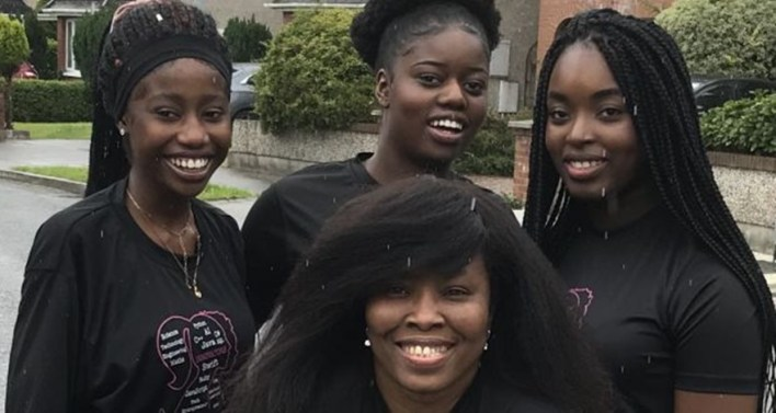 Meet the Nigerian girls who built dementia app in Ireland