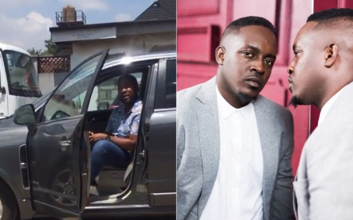 VIDEO: M.I Abaga Initiates Search Party For Potential Pedophile Who Approached His 15 Year Old Niece