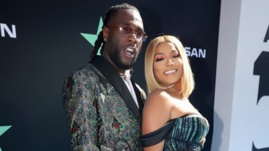 My man is doing a lot more than tweeting — Stefflon Don speaks on Burna Boy's contribution to #EndSARS