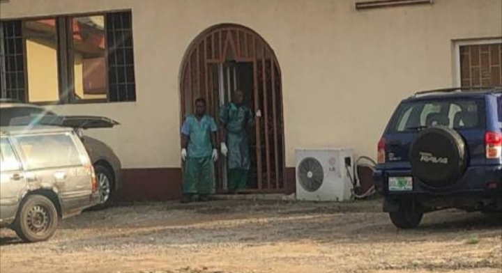 Nigeria Army denies moving dead bodies from the military hospital