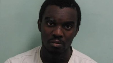 Nigerian man bags 40 years in UK jail for double murder