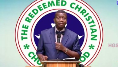 Pastor Adeboye reveals what would happen to Nigeria terrorists and their sponsors before new year
