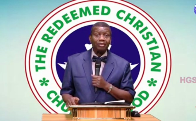 Only those whose time has come will die, Pastor Adeboye releasefresh prophesy