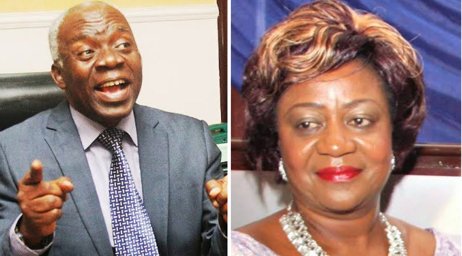 Onochie's appointment as INEC commissioner illegal, says Falana