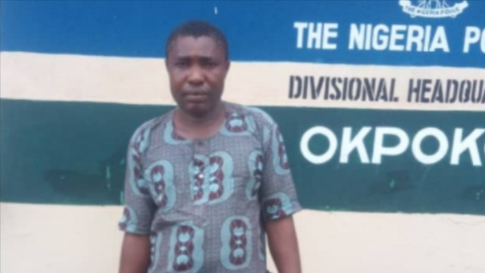 Police arrest man 33, for allegedly defiling 7-year-old in Anambra