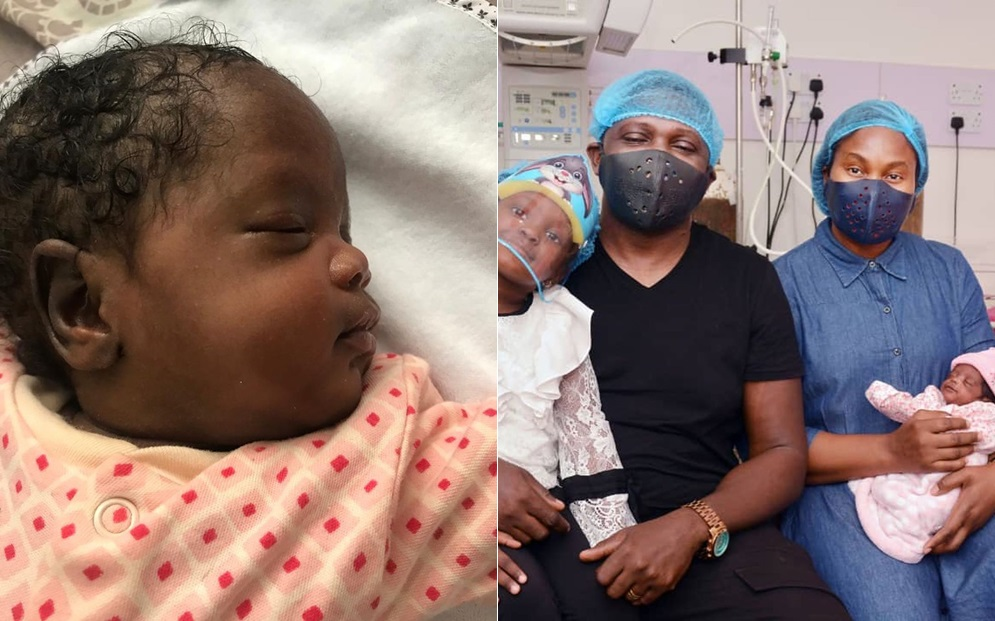 PHOTOS: Rapper Illbliss and Wife welcome second child, KachimSideh