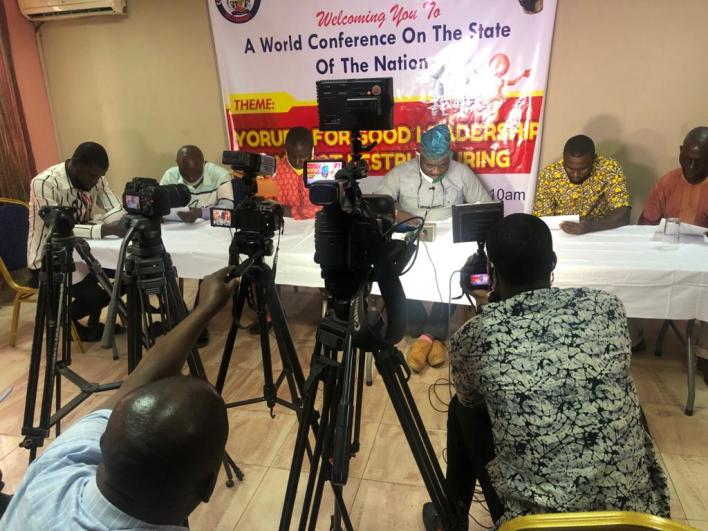 Restructuring/Secession: Oduduwa Coalition disagrees with activists, says its time to move NIGERIA forward