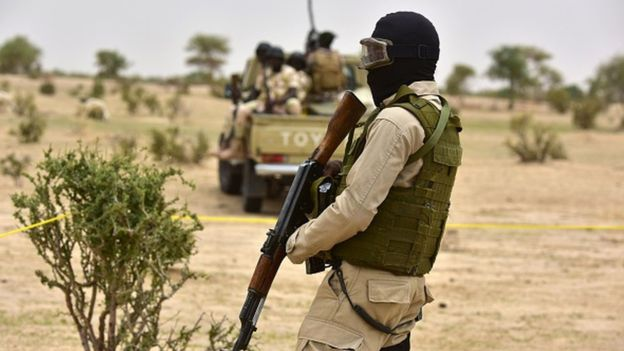 Soldiers Allegedly Kill 4 Youths, Dump Bodies Inside Pond In Jos
