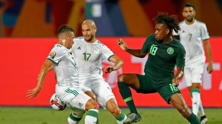 Super Eagles lose to Algeria again