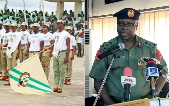 Those Who Stole Our Uniforms Risks 3-year Jail Term – NYSC Director General