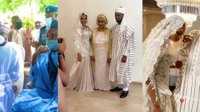 Tinubu, El-Rufai, Ganduje, others attend Atiku and Ribadu's children's wedding (photos)