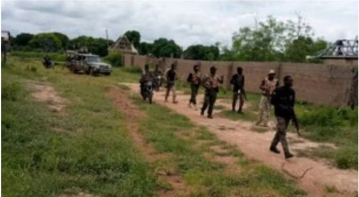 Troops arrest Boko Haram arms supplier