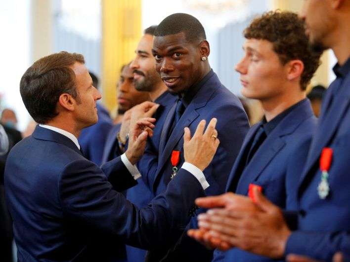 Pogba Breaks Silence On Retirement From France National Team
