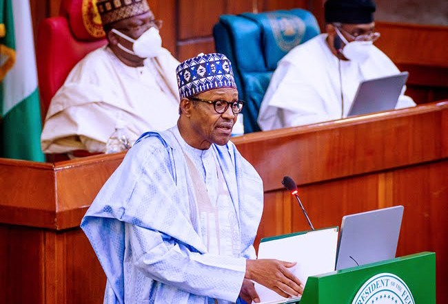 We plan to borrow N4.28 trillion to finance 2021 budget, says Buhari