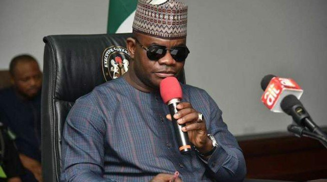 COVID-19: Governors Received N1Billion Each From Buhari, N1.1Billion From World Bank – Yahaya Bello Reveals