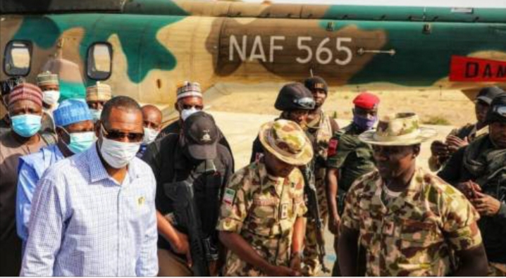 Boko Haram terrorists attack Governor Zulum's convoy, kill seven soldiers, two others
