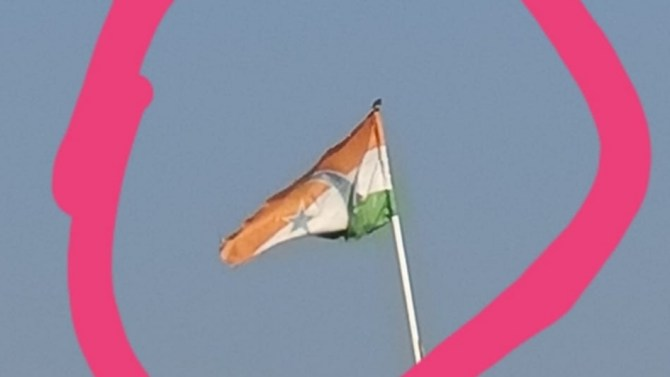 India police arrest 10-year-old boy, mother for insulting National flag