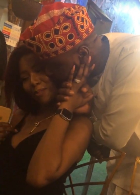 Media Personality, Debola WIlliams Engages Girlfriend (Photos)