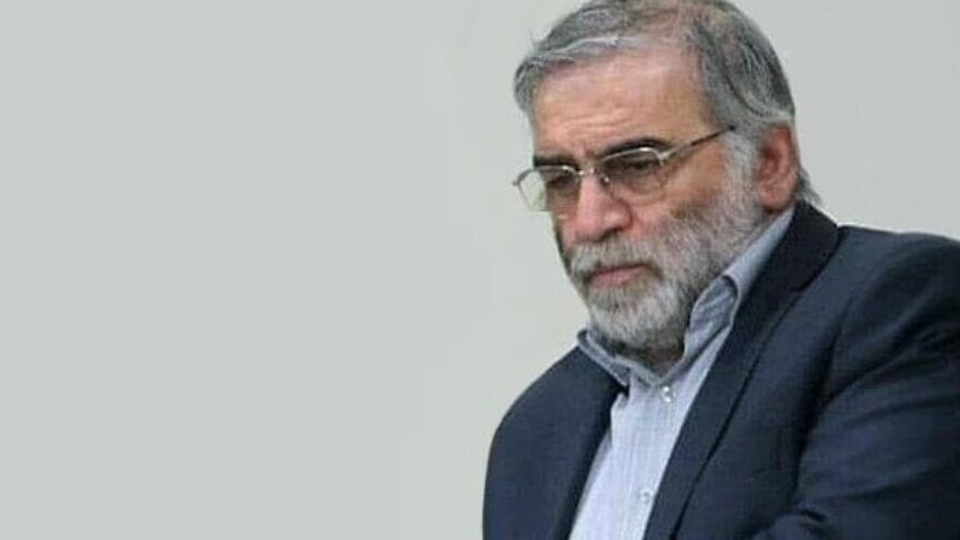 Assassinated Iranian chief nuclear scientist was shot with remote-controlled machine gun – New report says