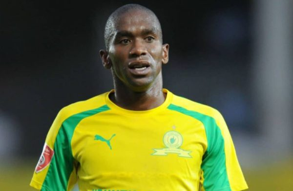 Mamelodi Sundowns' Anele Ngcongca dies in a car accident