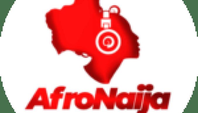 Davido Showers Yahaya Bello's Kids With Gifts (Photo)