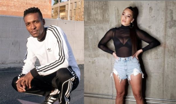 Mzansi drag American musician Megan Ryte for stealing DJ Lag's song