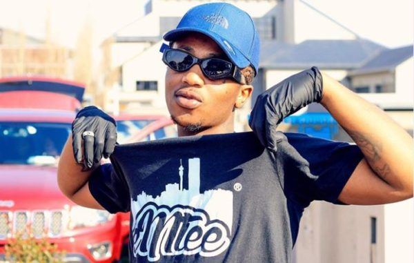 """Emtee releases cover and tracks for his upcoming album, """"Logan"""""""