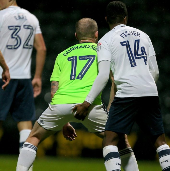 Footballer faces FA probe for touching his colleague's genital during a match