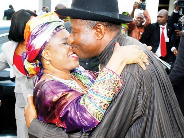Former First Lady, Patience Jonathan Showers Praise On Hubby, Goodluck