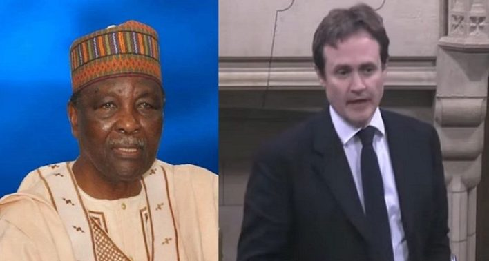 FG demands apology from UK over claim that Gowon looted central bank