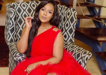 Jessica Nkosi hits back at trolls body-shaming her
