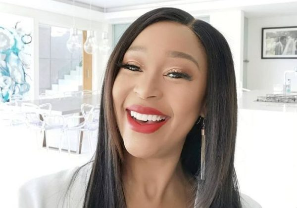 Minnie Dlamini makes new hair to welcome her baby boy – Photos