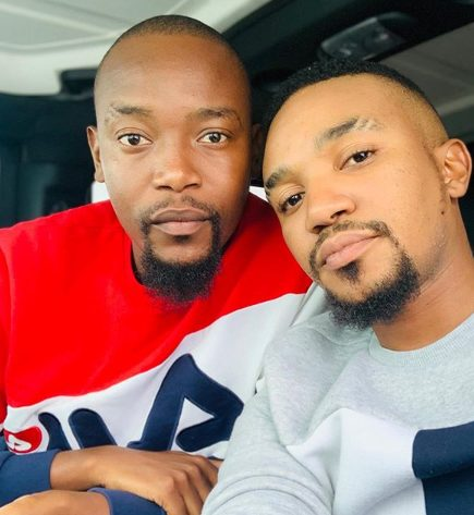 """Moshe Ndiki shares footage of his wedding with Phelo: """"I still get those butterflies"""""""
