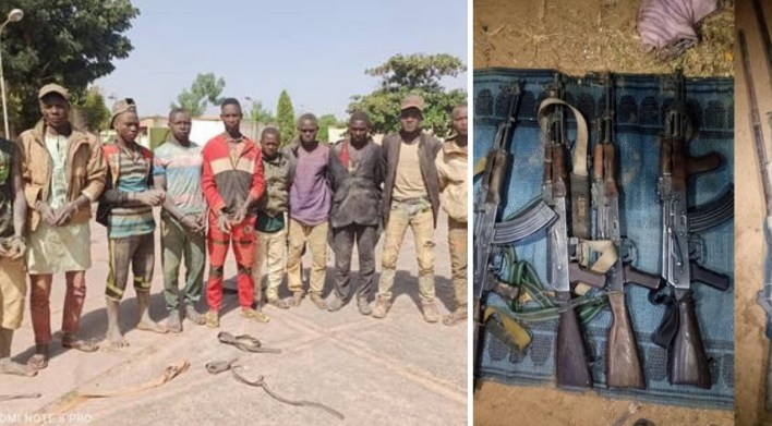 Troops neutralize bandits, arrest illegal miners, rescue kidnapped victims in Zamfara