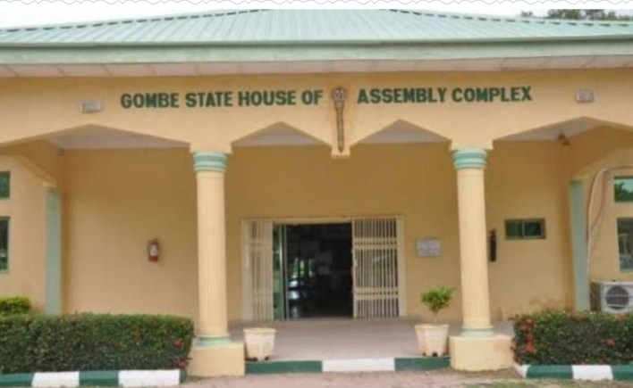 Gombe Assembly sacks Speaker, others