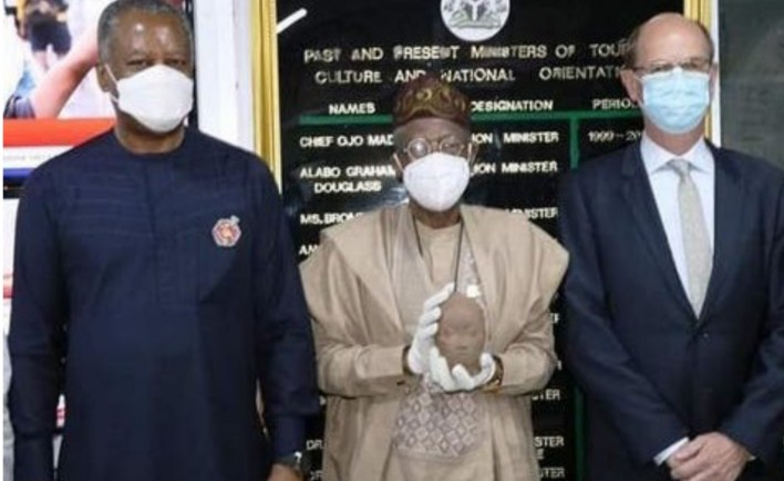 Nigeria receives repatriated 600-year-old Ife Tarrecotta