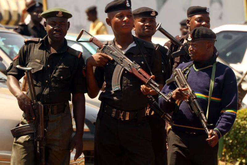 Police arrest four suspected robbers in Lagos