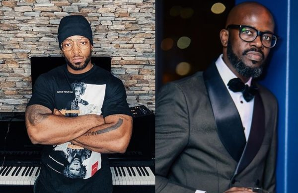 Prince Kaybee envies Black Coffee for owning a private jet