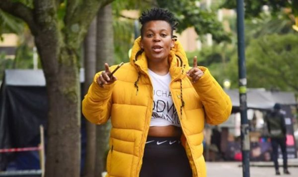 Zodwa Wabantu brags on not learning how to dance