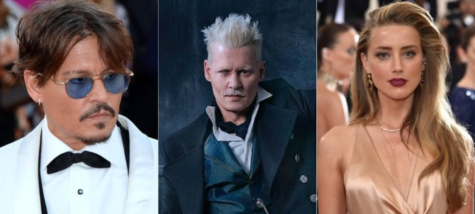 Actor Johnny Depp 'Forced' To Resign From Fantastic Beasts Franchise Over Domestic Violence Allegations