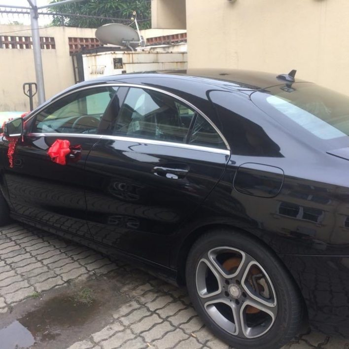BBNaija lockdown star, Dorathy, receives Benz from her fans as her birthday present