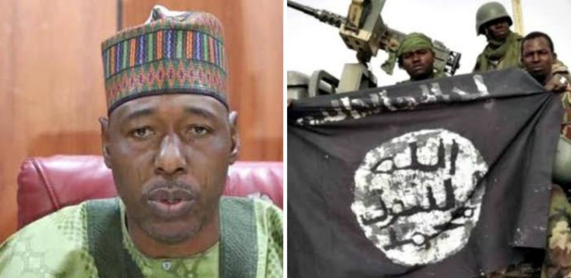 Boko Haram attacks Gov Zulum's convoy